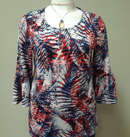 SOFT WORKS Top W/ Bell Sleeves