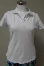 TRIBAL Short Sleeve Golf Polo Shirt