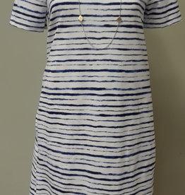 SOFT WORKS T-Shirt Dress W/ Pockets