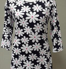 LuLu B. Printed Travel Dress