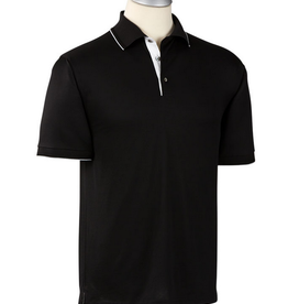 Bobby Jones Black Lux Mercerized Cotton Solid