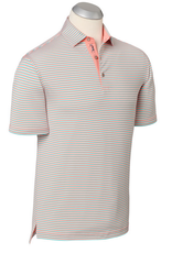Bobby Jones Harmony Jersey Symmetry Multi Stripe