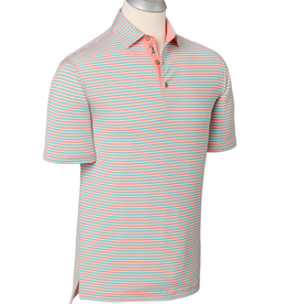 Bobby Jones Harmony Jersey Symmetry Multi Stripe