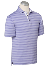 Bobby Jones Purple Passion Jersey Affinity Stripe