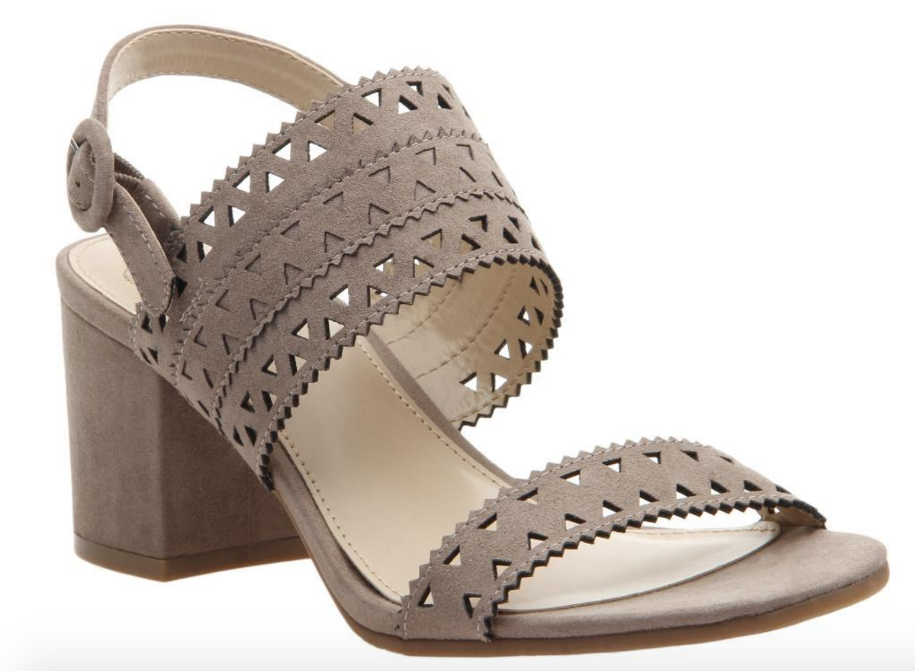 Madeline Light Mud Outer Banks Sandal