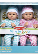 Melissa & Doug Mine to Love - Luke & Lucy