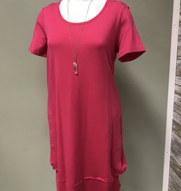 Pure Essence Ladies Knit Dress w/Pockets