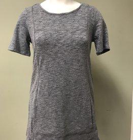 Pure Essence Ladies Knit Tunic Kangaroo Pocket