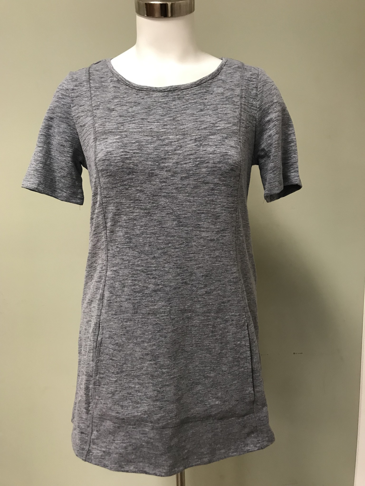 Pure Essence Ladies Knit Tunic Kangaroo Pocket