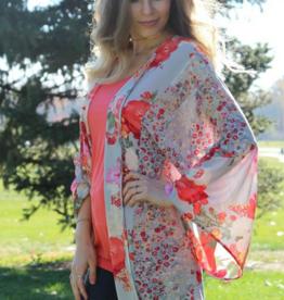 Olive Hill Ladies Kimono