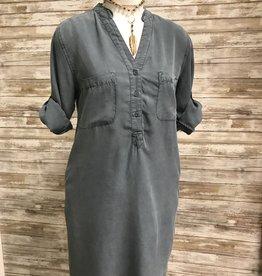 Chambrai Shirt Dress F15