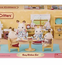 Calico Critters CALICO CRITTERS DELUXE KITCHEN SET