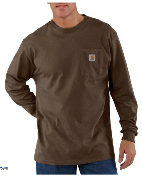 Carhartt Workwear Pocket L/S T-Shirt
