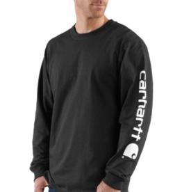 Carhartt Signature Sleeve Logo L/S T-Shirt