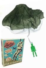 Retro Paratrooper