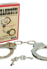 Metal Hand Cuffs with Keys