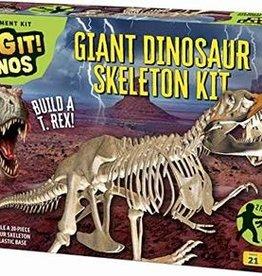 I Dig It! Giant Dinosaur Skeleton Kit