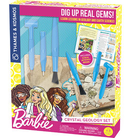 Barbie Barbie Crystal Geology