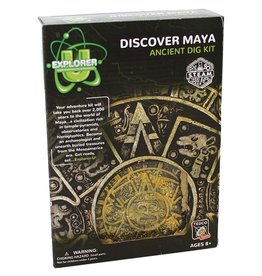 Mayan Discover Dig Kig