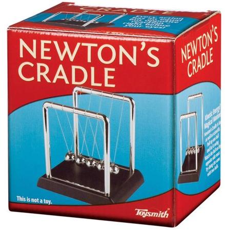 Toysmith Newtons Cradle