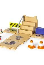 Toysmith Tech Deck SK8 Crate Asst