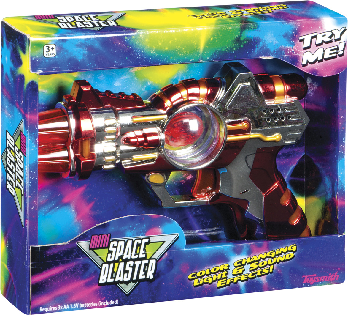Toysmith Mini Space Blasters