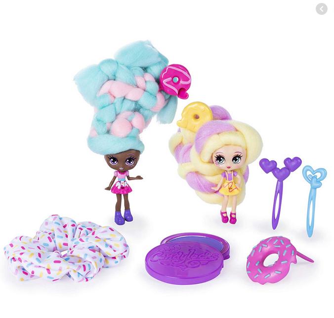 Toysmith Candylocks BFF