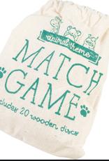 Toysmith TT Wooden Match Game