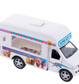 Toysmith Diecast Ice Cream Truck