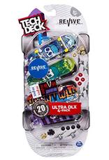 Toysmith Tech Deck 4 Pack Asst