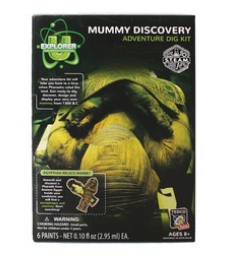 Mummy Discovery Dig Kit