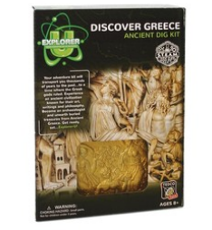 Greece Discover Dig Kit
