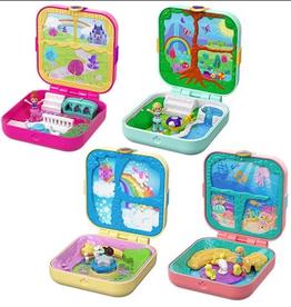 Mattel Polly Pocket Hidden Hideouts