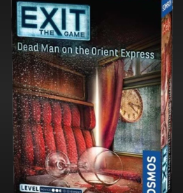 EXIT: The Game EXIT: Dead Man on the Orient Express