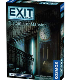 EXIT: The Game EXIT: The Sinister Mansion