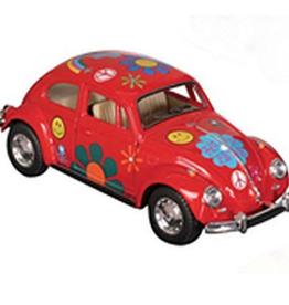 Toysmith Flower Power VW Beetle