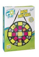 Toysmith Neon Dart Ball Set