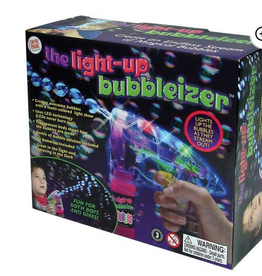 Toysmith Light Up Bubbleizer