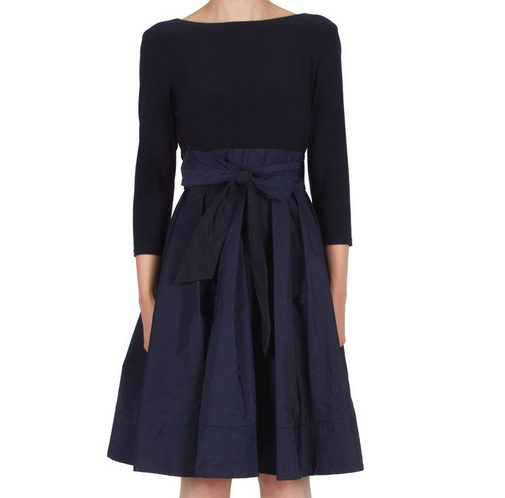Joseph Ribkoff Dress w/Bow