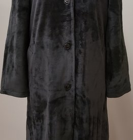 VENARIO Aria Coat Black