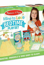 Melissa & Doug Mine to Love Bedtime Set