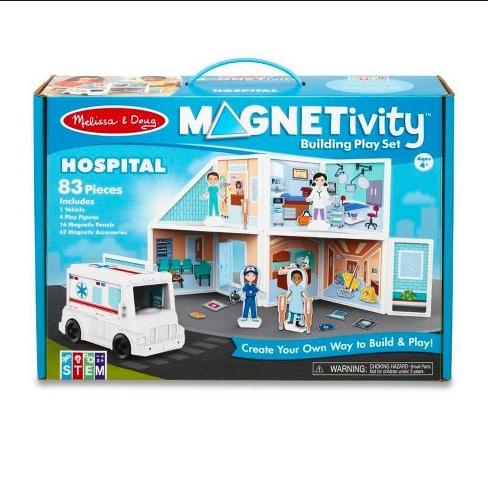 Melissa & Doug Magnetivity - Hospital