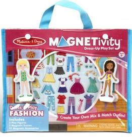 Melissa & Doug Magnetivity - Dress & Play Fashion
