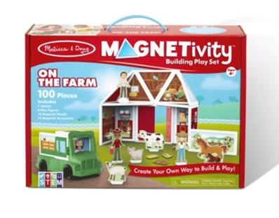 Melissa & Doug Magnetivity - On the Farm