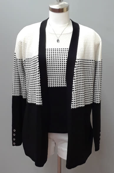 N TOUCH L/S Haleigh Sweater
