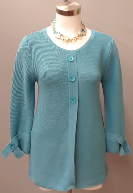 SOUTHERN LADY 3/4 Slv Parri Sweater