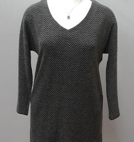 Pure Essence Dolman Top Foxy Knit
