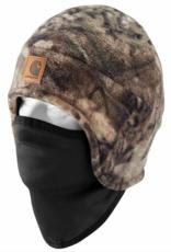 Carhartt Camo Fleece 2 in 1 Headwear