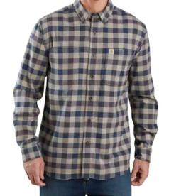 Carhartt Rugged Flex Hamilton Plaid LS Shirt