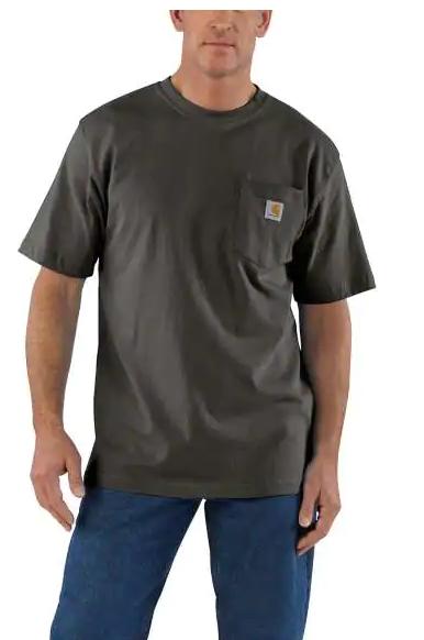 Carhartt Workwear Pocket SS T-Shirt